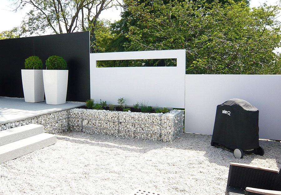 BLICKFANG - Design Sichtschutz - GarDomo - Garten Design ...