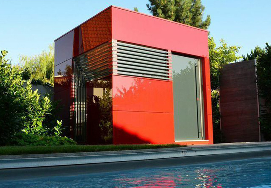 Exklusive Design Gartenhauser Gardomo Garten Design