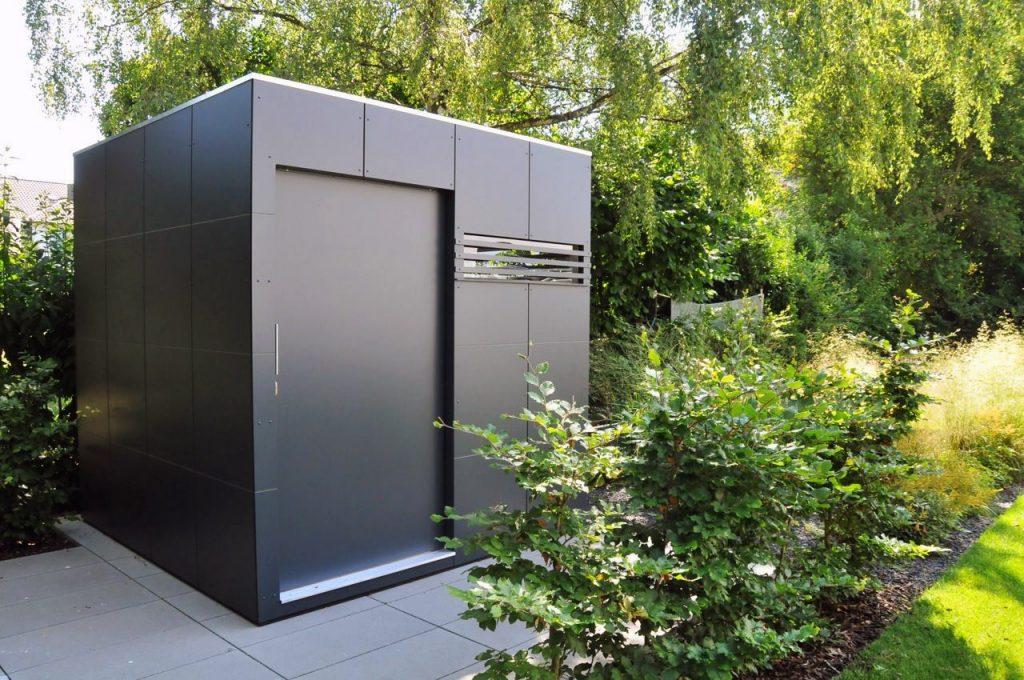 Modernes GarDomo Design erobert Ihren Garten in Premium-Qualität
