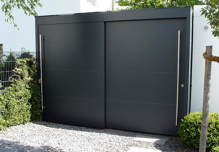GarDomo - KABINETT - Design  Gartenschrank