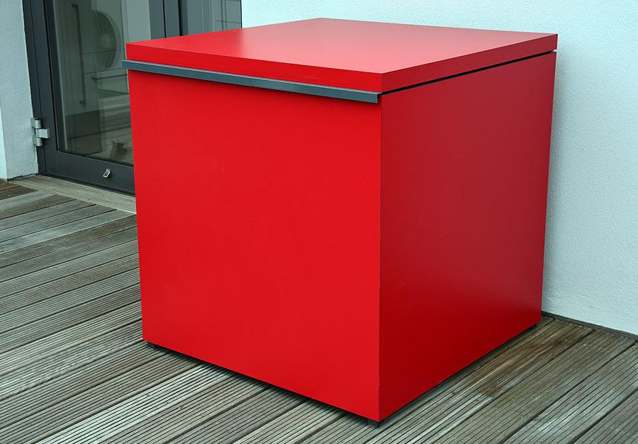 GarDomo Design Kissen- und Gartenbox