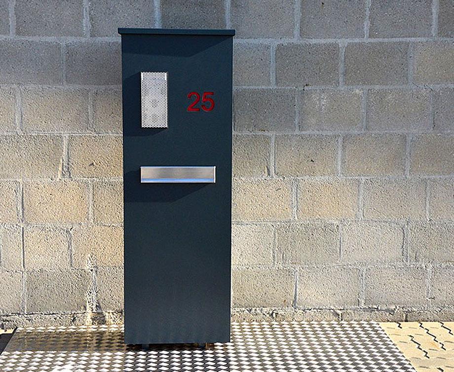 GarDomo - MAILBOX – Design Briefkasten