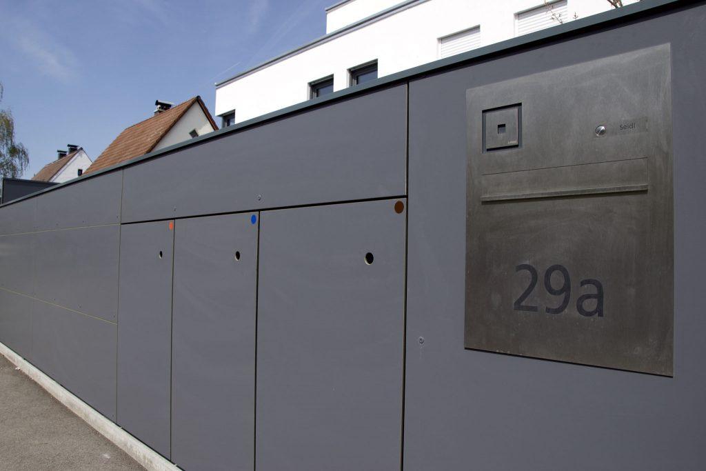 Design Sichtschutz & Mülltonnenbox – Individuelle GarDomo Komplettlösung in Trudering-Riem