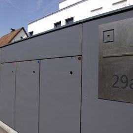 Design Sichtschutz & Mülltonnenbox - Individuelle GarDomo Komplettlösung in Trudering-Riem