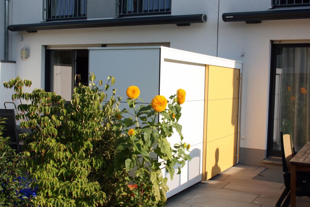 KABINETT – Design Gartenschränke verbinden Nachbarn in Köln