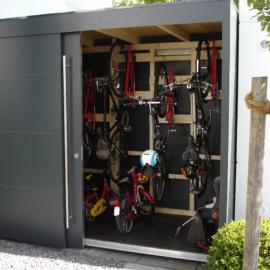 KABINETT - Design Gartenschrank mit exklusiven Extras in Ottobrunn