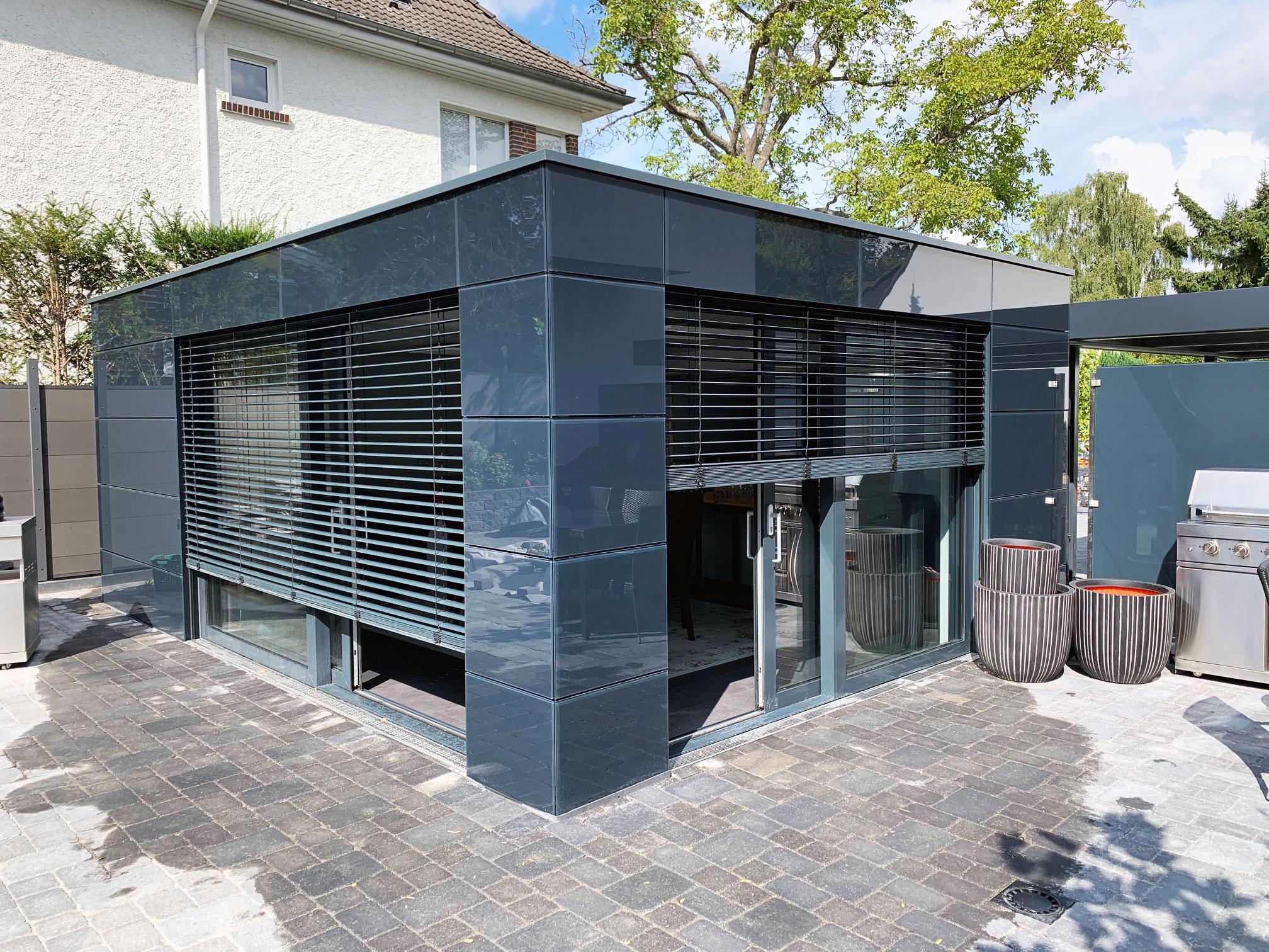 GarDomo CUBE Design-Gartenhaus 12107 Berlin 01