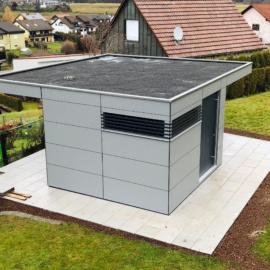 GarDomo CUBE Design Gartenhaus
