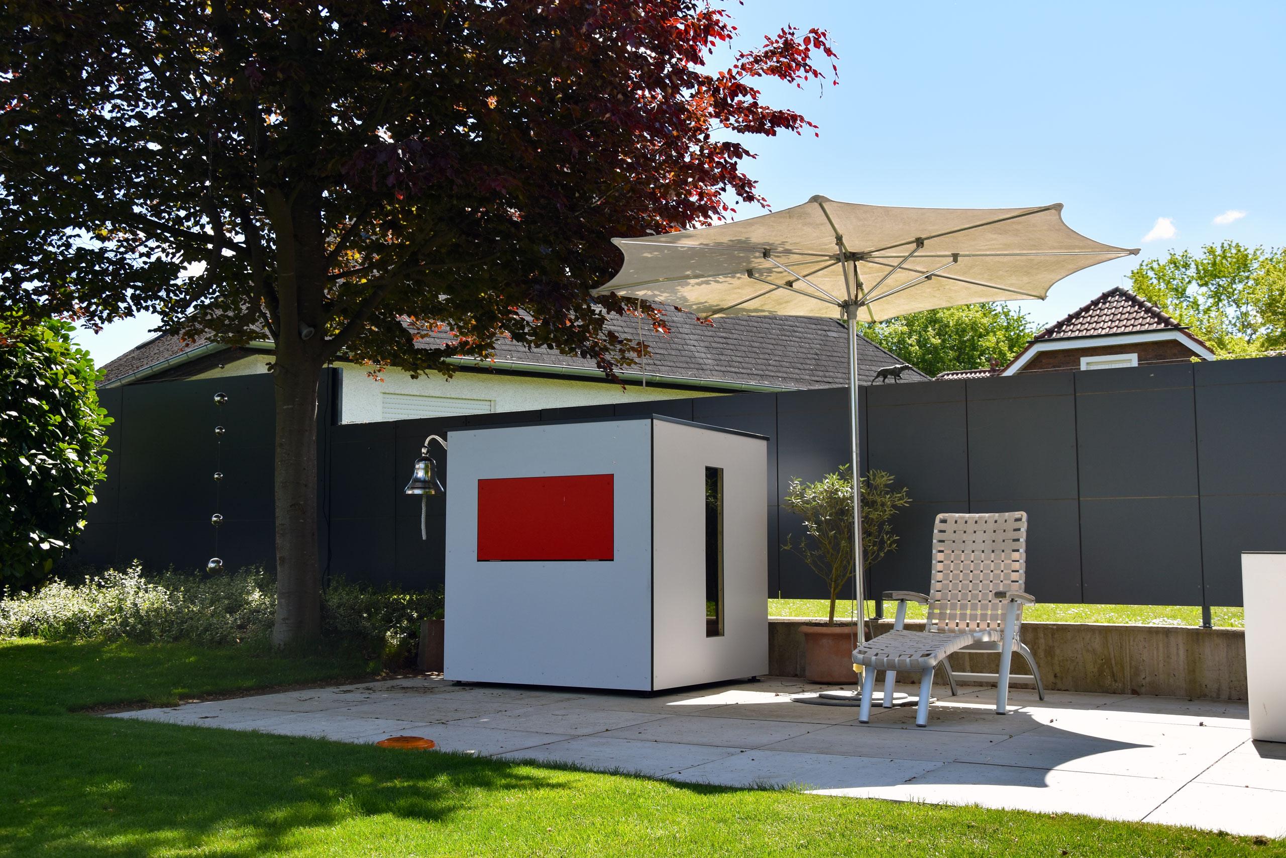 Neue Version des KIDSCUBE – Design Kinderhaus in Wiesentheid