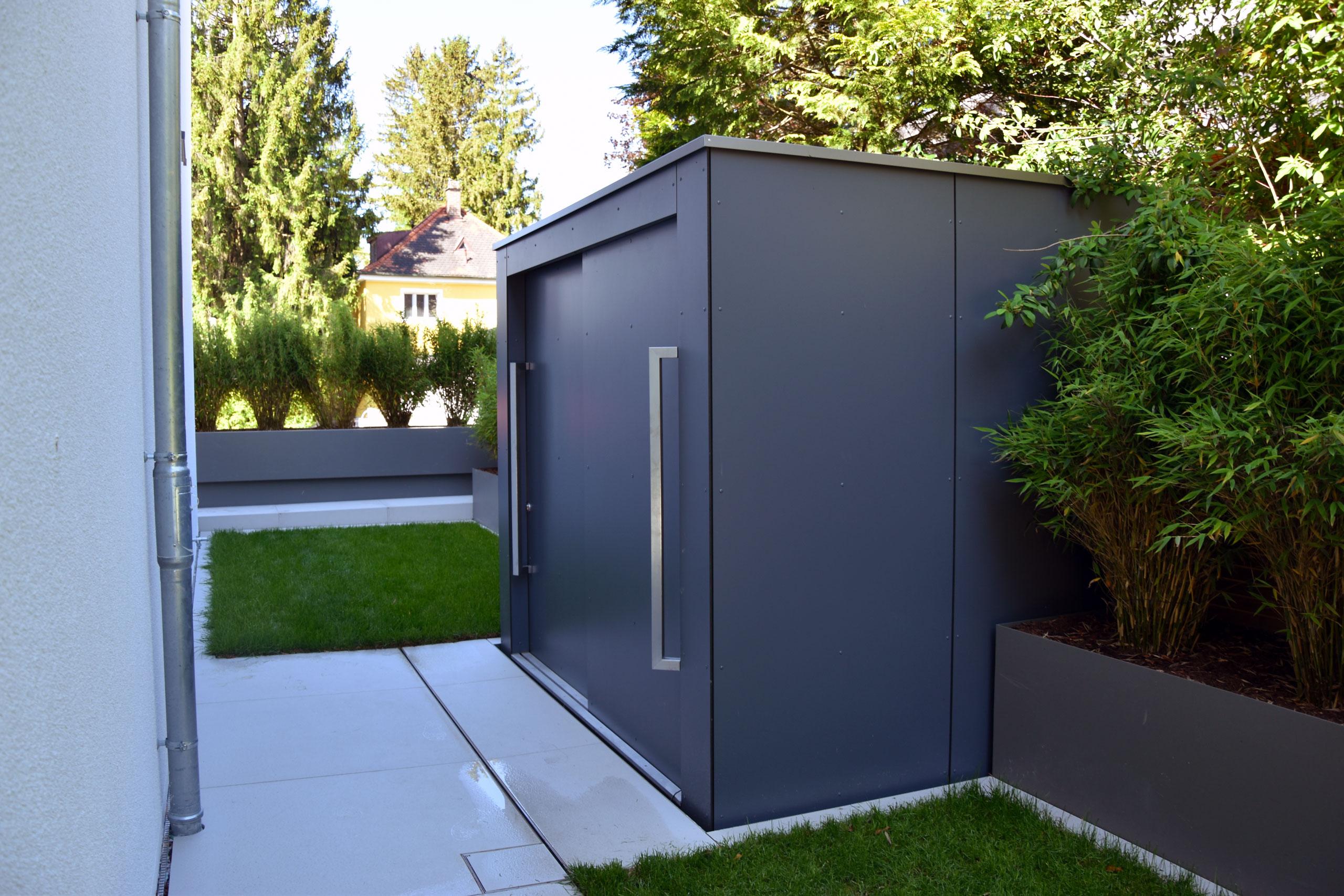 XXL KABINETT – Design Gartenschrank in München