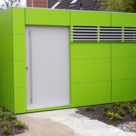 GarDomo CUBE Design Gartenhaus 20200930 00001