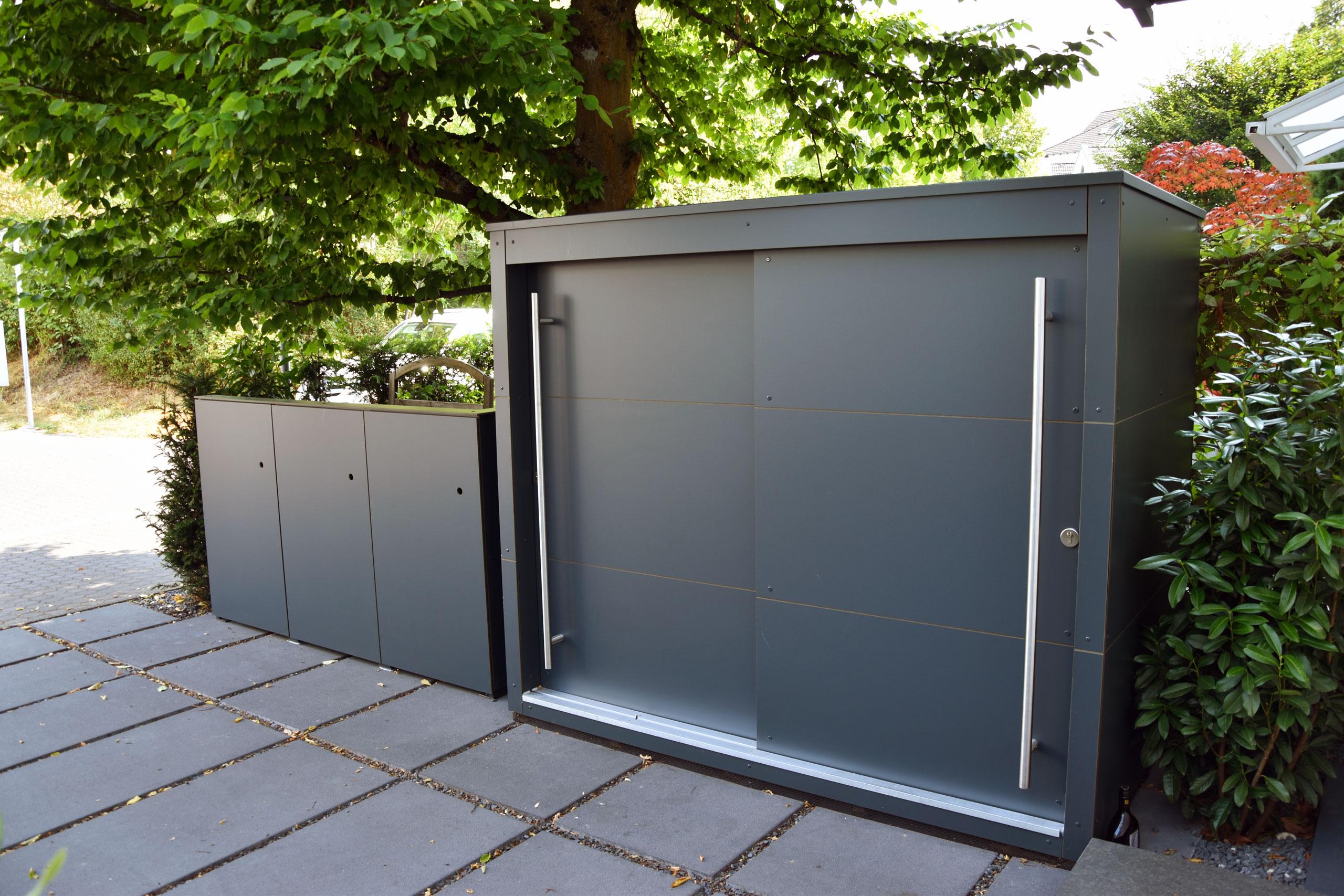 GarDomo KABINETT Design Gartenschrank 20200901-01