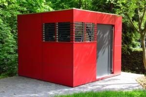 GarDomo CUBE Design Gartenhaus 20201008-0001