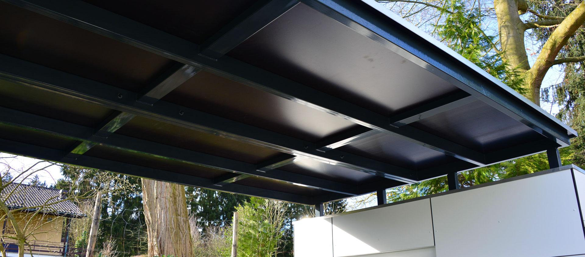 GarDomo AUTO DOME Design Carport Slider 20201203-02