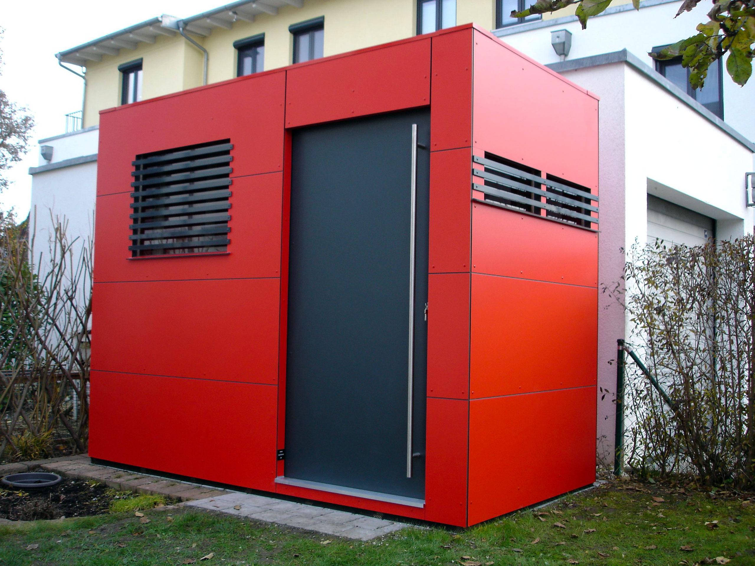 GarDomo CUBE Design Gartenhaus 20201217-05237