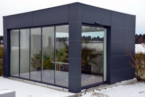 GarDomo CUBE Design Gartenhaus 20210120-00000
