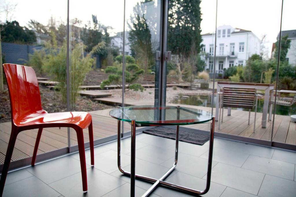 GarDomo CUBE Design Gartenhaus Living Lounge 7997