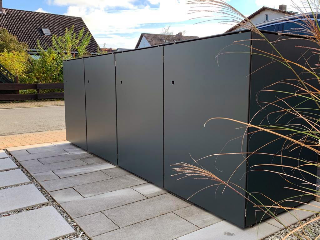 Ref 64859 Eppertshausen GarDomo MÜTO Design Mülltonnenbox 01