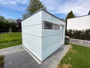 Ref 41063 Mönchengladbach GarDomo CUBE Design Gartenhaus 09