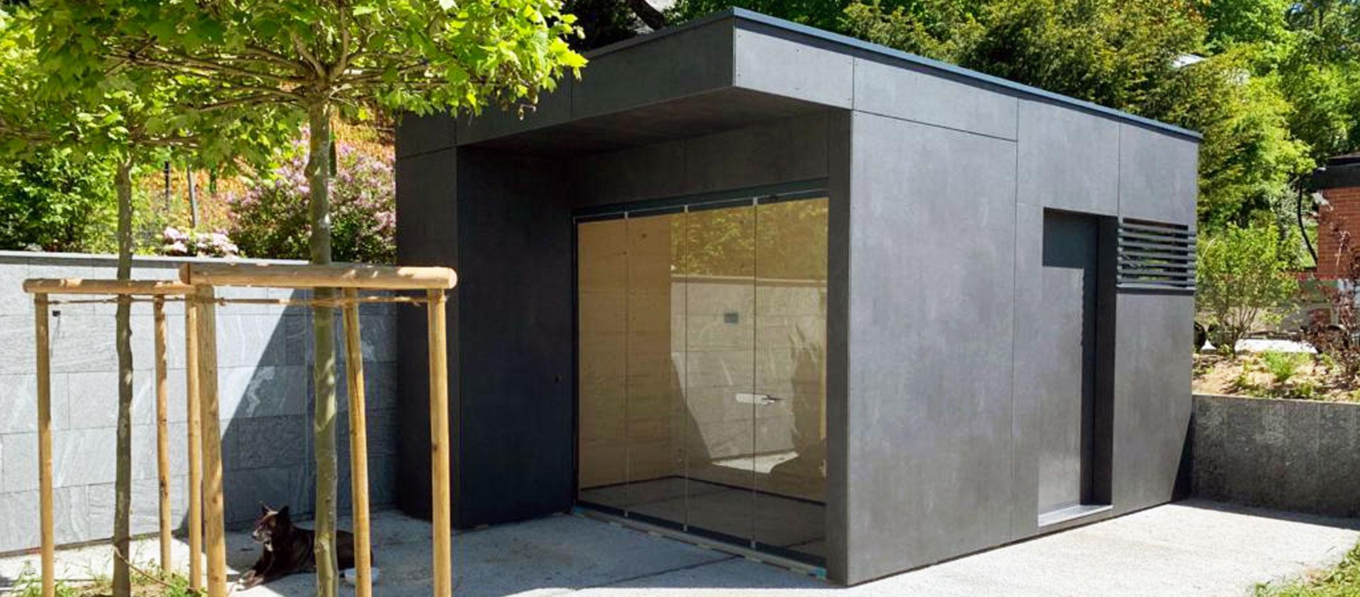 GarDomo CUBE Design Gartenhaus Slider 20210604-01