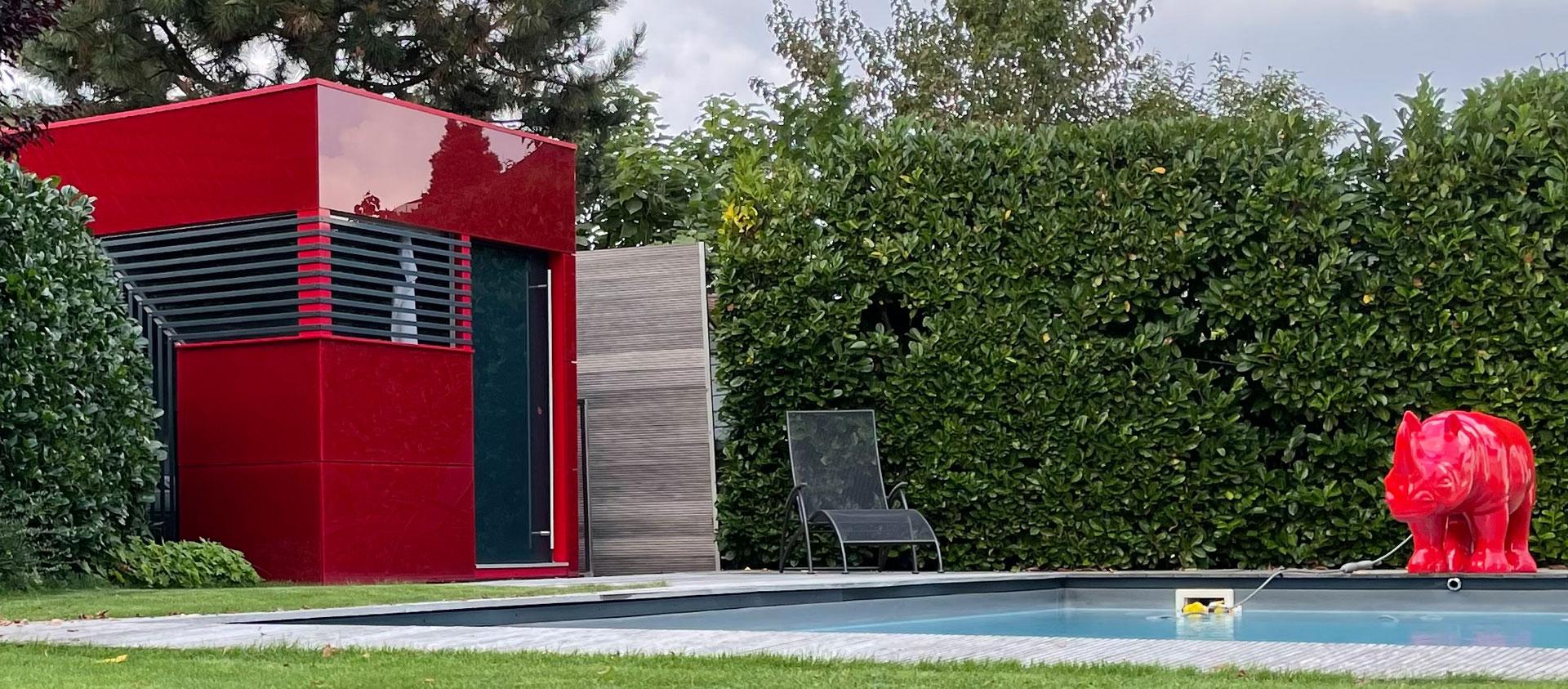 GarDomo CUBE Design Gartenhaus Slider 20210921
