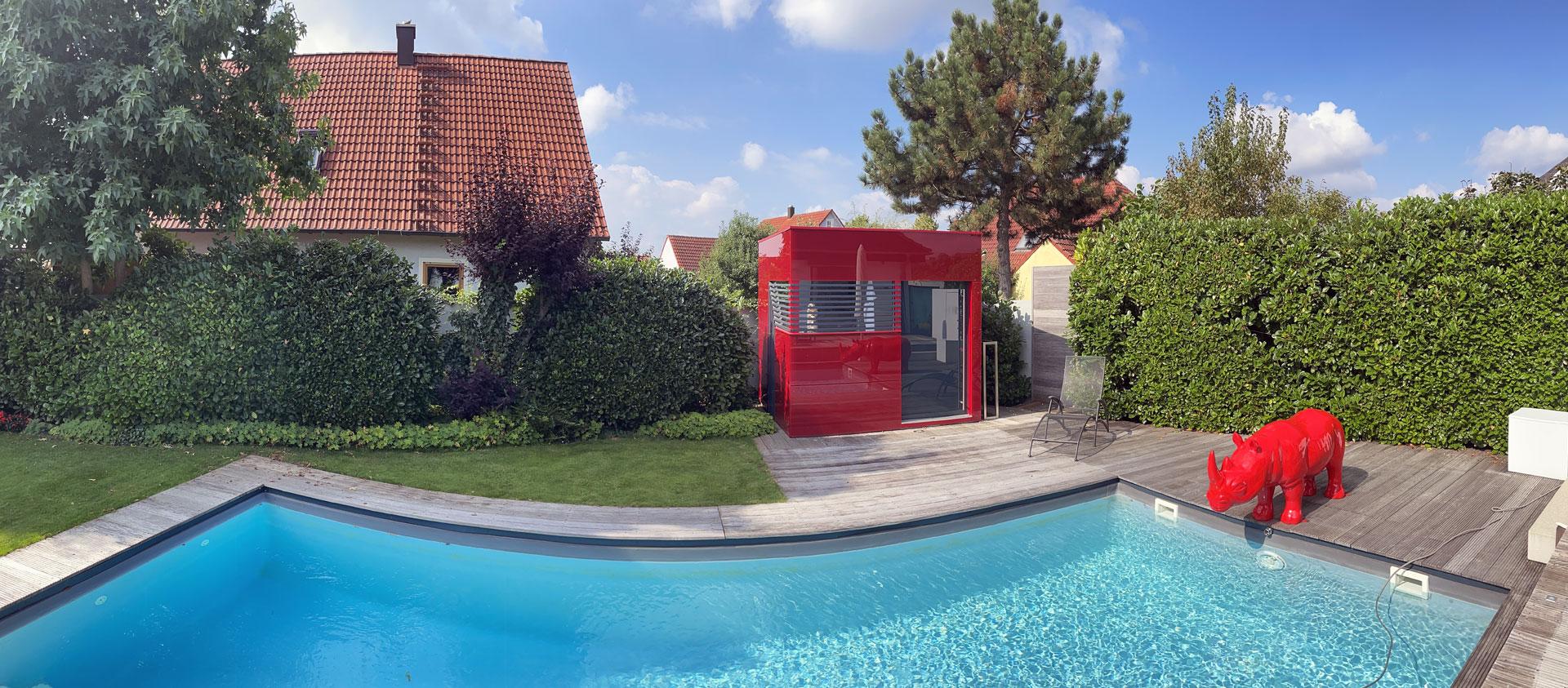 GarDomo CUBE Design Gartenhaus Slider 20210922