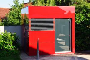 Referenz 97353 Wiesentheid   GarDomo   CUBE Design Poolhaus 001
